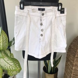 🔺Abercrombie & Fitch - Jean Shorts